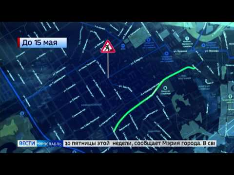 На  перекрёстке улиц Закгейма и 8 Марта чинят инженерные коммуникации - движение временно ограничено