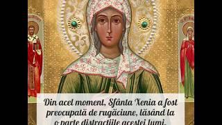 Sfanta Xenia din Sankt Petersburg, cea nebuna pentru Hristos