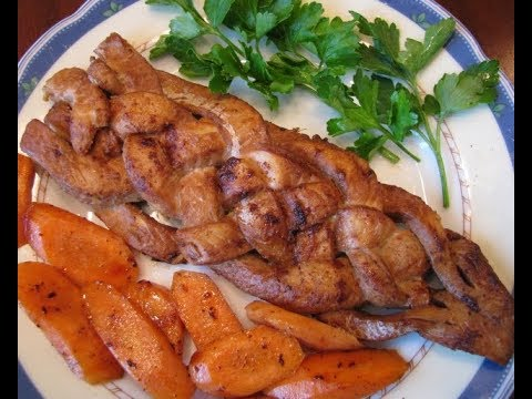Нежная Рыба в Особом Маринаде