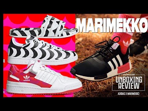 A Marimekko Leva Suas Cores E Estampas Para Produtos da adidas | UNBOXING+REVIEW adidas X Marimekko