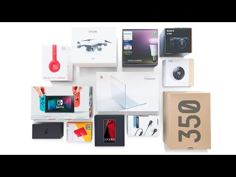 MASSIVE TECH UNBOXING HAUL!