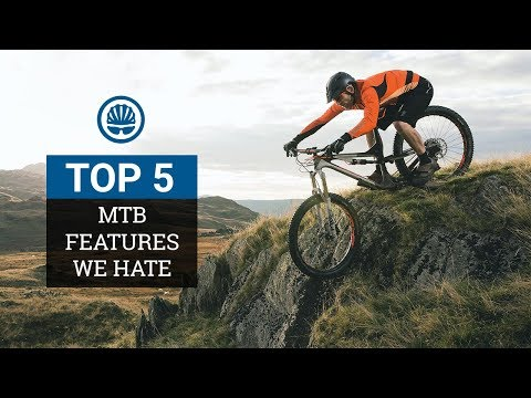 Top 5 - Things We Wish MTB Brands Would Stop Doing