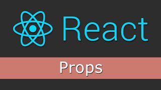 React JS Tutorials for Beginners - 5 - Props