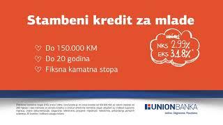 Stambeni krediti za mlade 2021. - TVC 10''