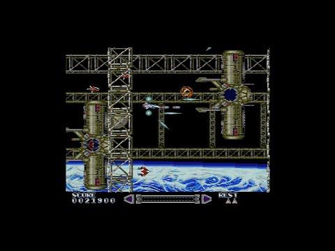 RayXanbeR II [ライザンバーII] (PC-Engine CD)  | Longplay | 1cc