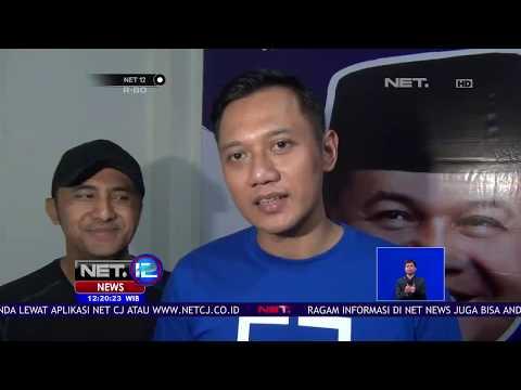 AHY Dinilai Mampu Maju Untuk Pilpres 2019 - NET 12