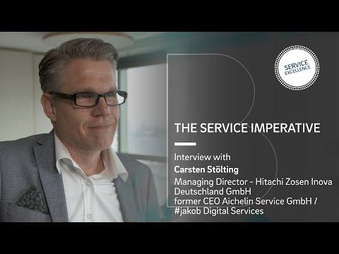 The Service Imperative | Interview mit Carsten Stölting
