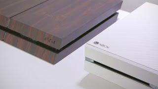 PS4 vs Xbox One Episode 1: Hardware
