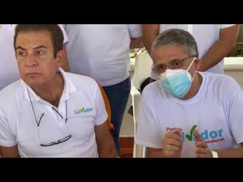 """""""Bonitos discursos"""" durante cacería de votos del fin de semana #ResumenPolítico"""