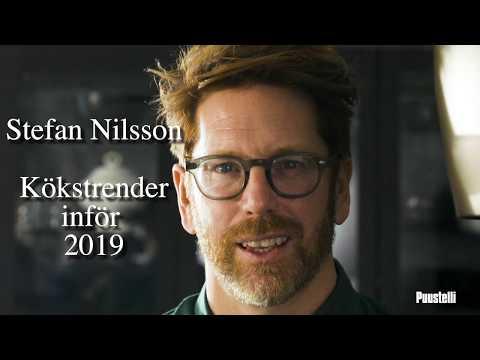 Så ser kökstrenderna ut 2019 enligt Stefan Nilsson