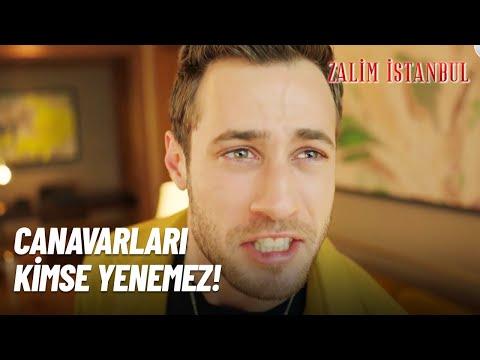 Geçmişteki Hatalar Cenk'in Kontrolünü Kaybetmesine Neden Oldu! - Zalim İstanbul 6.Bölüm