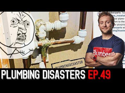 PLUMBING DISASTERS 49