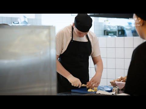 Johans vej til kokkedrømmen