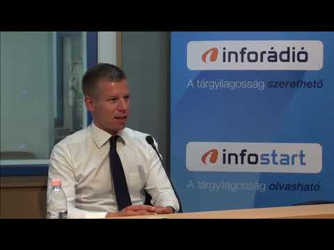 InfoRádió - Aréna - Magyar Péter - 1. rész - 2019.08.22.