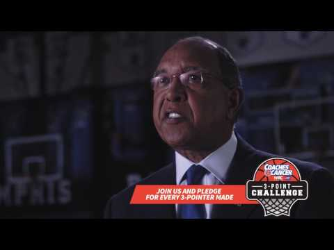 Coaches vs. Cancer Tubby Smith 3-Point Challenge