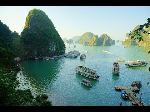 Amazing Natural Wonders in Asia HD 2019