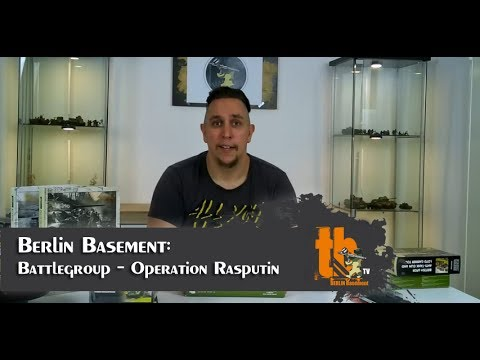 Tabletop Gorilla Projekt: Operation Rasputin [BB #2]