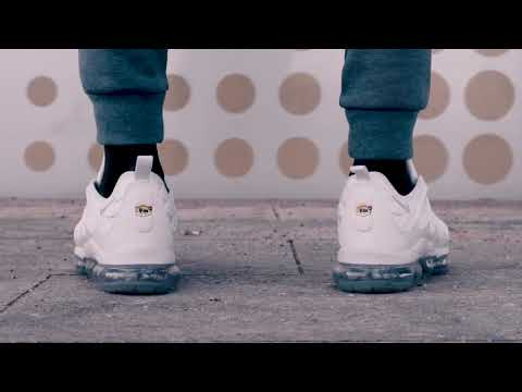 jdsports.co.uk & JD Sports Promo Code video: Street Test: Nike VaporMax Plus 'Triple White'