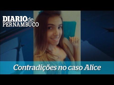Alice Seabra teve a m�o cortada e foi estuprada em canavial