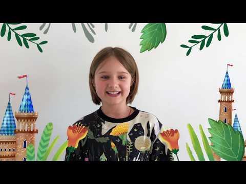 Промо «Ю» | День защиты детей | Ты умничка