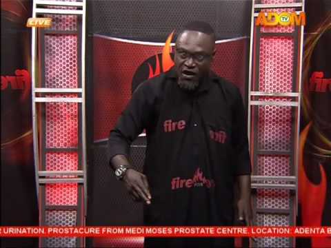Commentary Position - Fire 4 Fire on Adom TV (26-10-16)