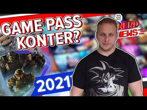 GamePass Konter von Sony? - NerdNews