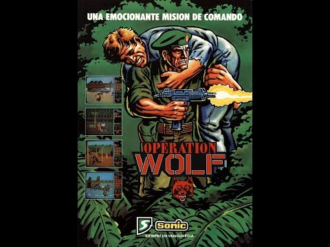 BITeLog 007A: Operation Wolf (ARCADE) LONGPLAY