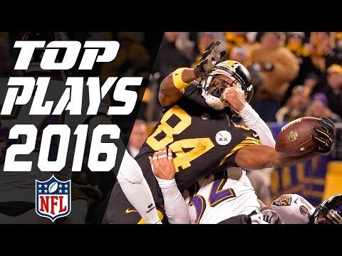Top Plays of the 2016 Regular Season! | NFL