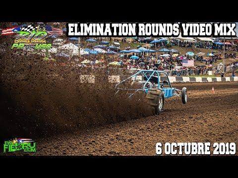 Elimination rounds PR vs USA Rio Drag Park 6 Octubre 2019