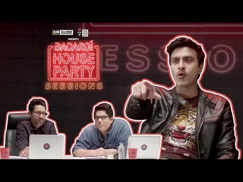 connectYoutube - AIB : Bacardi House Party Sessions feat. Nucleya
