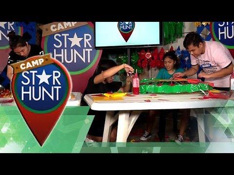 Camp Star Hunt: Team Krist, nagkagulo sa kanilang plano sa paggawa ng parol