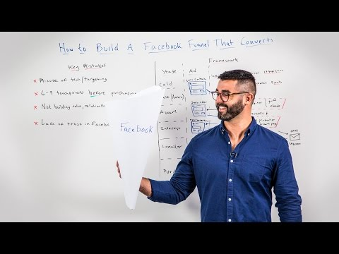 How to Build a Facebook Funnel That Converts - Whiteboard Friday