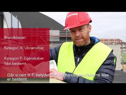 ROCKWOOL stenuldsløsning sikrer K.B. Hallen mod brand