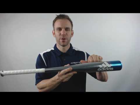 2017 Adidas Aero Burner -8 Senior League Baseball Bat: AEROSL8