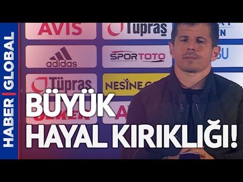 Fenerbahçe'de Büyük Hayal Kırıklığı! Emre Belözoğlu'ndan Sivasspor Mağlubiyeti Açıklaması!