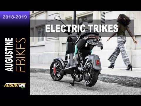 E-trikes - Going beyond the Electric Bike