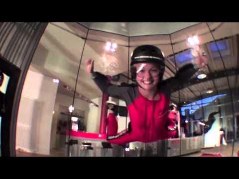 Indoor Skydiving Christmas Teaser 2012