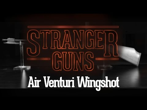 Stranger Guns: Air Venturi Wingshot