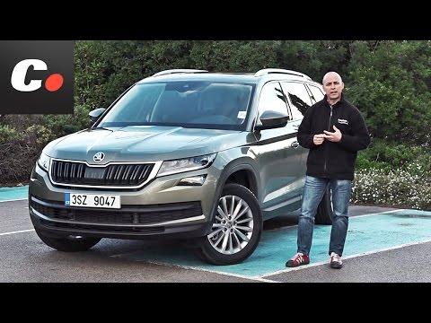 Skoda Kodiaq SUV | Primera prueba / Test / Review en español | Contacto | coches.net
