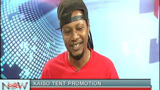 Kaiso Tent Promotion