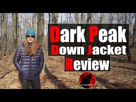 Dark Peak NESSH Women's Down Jacket - Review