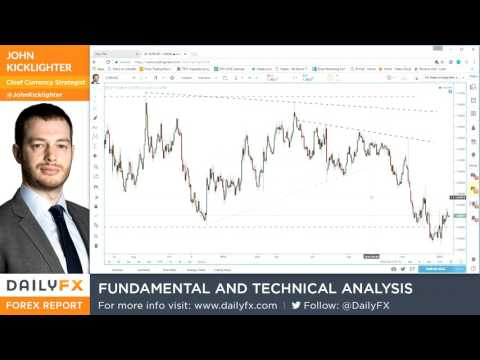 Forex Trading Video:  GBP/USD Posts Second Largest Gap on Record, Liquidity Recharging