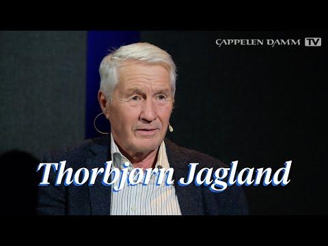 Thorbjørn Jagland forteller om sine memoarer «Du skal eie det selv»