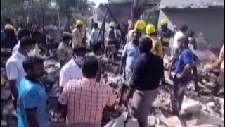 3 Die, 2 Injured In Explosion At Tamil Nadu Firecracker Factory - NDTV