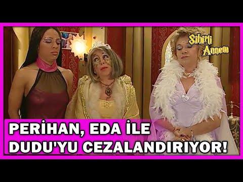 Perihan, Eda ile Dudu'yu Cezalandırıyor! - Sihirli Annem 7.Bölüm