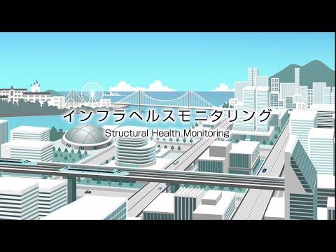 【東芝】インフラヘルスモニタリング/【TOSHIBA】Structural Health Monitoring