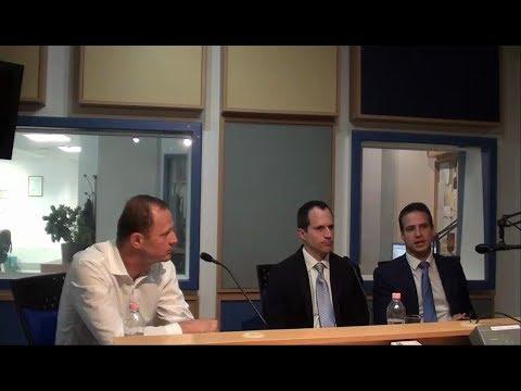 Párbeszéd a gazdaságról - Bilibók Botond, Fáykiss Péter és Gabler Gergely az InfoRádióban - 1. rész
