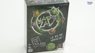 Wazabi, le jeu d'ambiance de Gigamic - D�mo en fran�ais