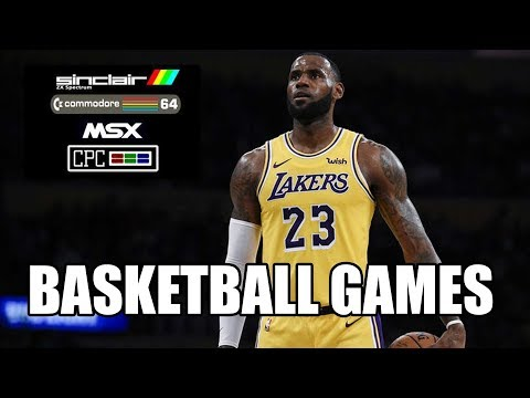 BEST OF BASKETBALL GAMES