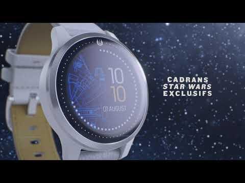 Garmin présente les montres connectées de la série Legacy Saga Rey et Dark Vador